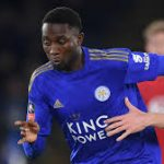 Leicester City Star Wilfred Ndidi Injured in Training, Out Till February