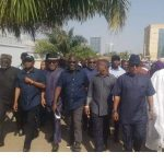 Insecurity: PDP Leaders Stage Protest At US, UK Embassies