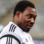 Buhari Appoints Amokachi Nigeria's Football Ambassador