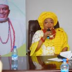Oyetola Presents Staff Of Office To Alapomu