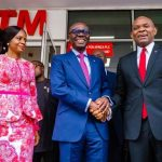 Sanwo-Olu Commissions UBA Business Office At Afriland Towers