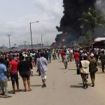 Confusion As Another Explosion Rocks Lagos