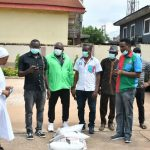 Covid-19: Enugu APC Donates Lockdown Palliative to Health Workers, Orphanage, Others