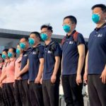 At Last, Chinese Medical Team Arrive Nigeria to Combat COVID-19