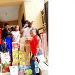 Covid-19: Diaspora Igbo Group Presents Cash, Food to Less Privileged In Enugu