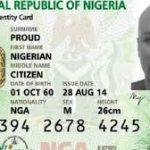 100 Million Nigerians Have No Form Of Identification