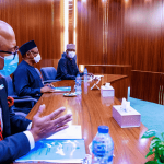COVID-19 Task Force Meets with Buhari As Second Phase of Easing Lockdown Ends