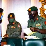 Insecurity:  Excuses Will No Longer Be Tolerated, Buhari Warns Service Chiefs