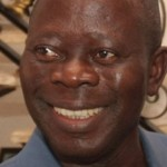 Oshiomhole  Returns, Says He was Not Hospitalized Abroad