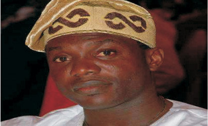 Chairman, Amuwo Odofin Local Government Area, Ayodele Adewale