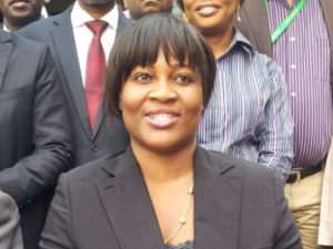 Acting Director General, National Pension Commission (PenCom), Mrs. Chinelo Anohu-Amazu