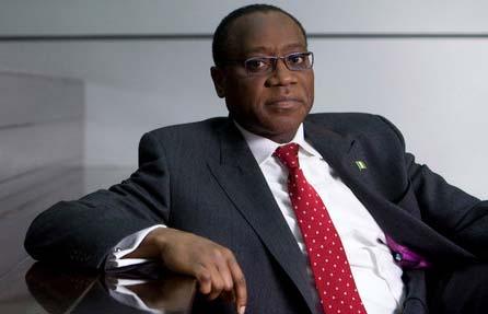 Nigeria's Minister of Trade Olusegun Aganga