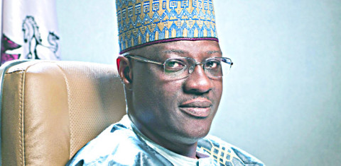 Gov. Ahmed of Kwara State, Nigeria