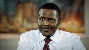 President of Dangote Group, Alhaji-Aliko-Dangote