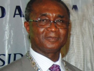 President of the Nigerian Council of Registered Insurance Brokers (NCRIB), Mr Ayodapo Shoderu,