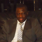 Embattled Speaker of Plateau State, John Dabwan