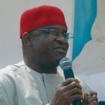 2015 Elections: PDP Adopts David Mark As Sole Candidate