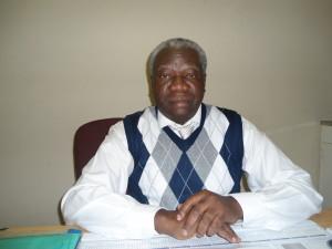 Nigerian-born medical practitioner and public health expert, Dr. Edward Olalekan Olusola