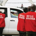 EFCC Recovers. Returns Defrauded Over N.5 Million Back To Blind victim