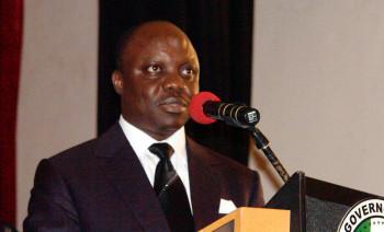 Delta State Governor Dr. Emmanuel Uduaghan