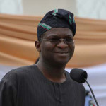Fashola Budgets N489.69 Billion For 2014