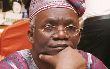 Human Rights Lawyer Femi Falana
