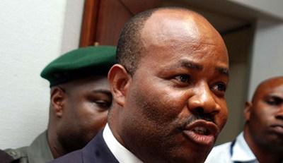 Akwa-Ibom State Governor Godswill Akpabio