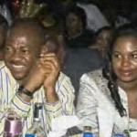 Gov. Chime and his wife Mrs Clara Chime at a function when the going was good