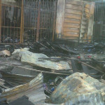 Fire Guts Commercial Building in Iyana Ipaja, Destroys Properties Worth Millions of Naira