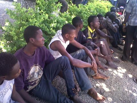 Gang Rapists in Jos
