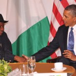 In New York, Jonathan meets with President Obama, Visits NYC Stock Exchange