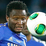 Mikel Dedicates First Premier league Goal to Chelsea Fans