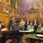 At UK House of Commons, Amaechi Challenges Global Community to Help Fight Oil Theft
