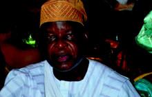 Former Nigeria's IG Mike Okiro