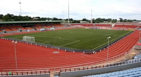 Nnamdi Azikiwe stadium, Enugu