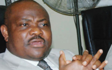 David Wike Nigeria s minister of