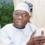 In Washington DC, Obasanjo Says Jonathan's Defeat Good for Africa
