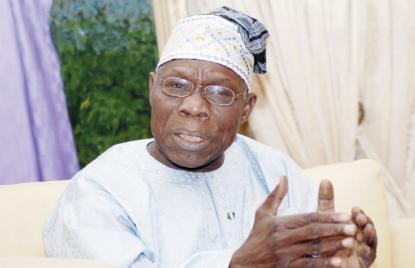 Ex-President Olusegun Obasanjo