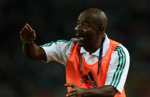 Former Nigerian U- 18 national team coach, Jonh Obuh