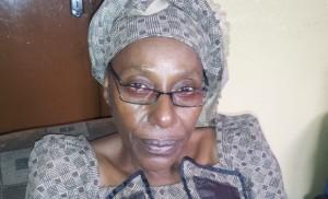 Omojola widow pix