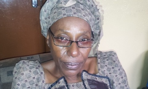 The widow of the late socialist and human rights fighter, Dr. (Mrs.) Yewande Ajibola