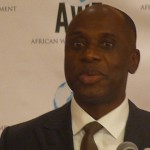 "In New Jersey, Amaechi Bags African Writers ""Quintessence Leadership Award"""