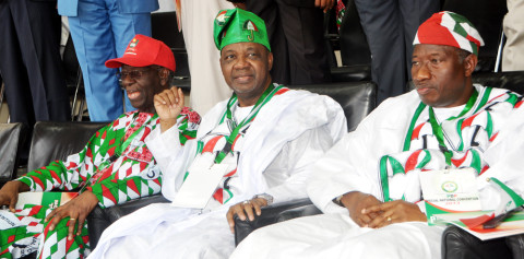 PDP CONVENTION 1