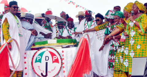 PIC 6 PDP CONVENTION