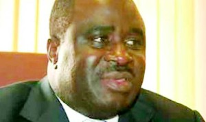 Dr Paul Botwev Orhii, Director General of the National Agency for Food and Drug Administration and Control (NAFDAC)