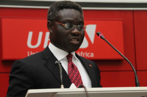 UBA CEO, Phillips Oduoza