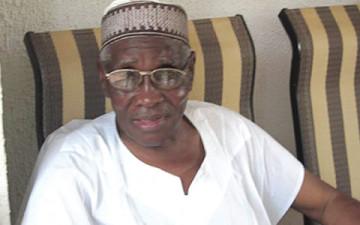 Professor Ango Abdullahi