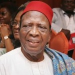 Old Age Won't let Me, Ekwueme Attend National CONFAB –Nwabueze