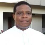 Catholic Bishop of Nsukka Diocese, Rev Fr. Prof. Godfrey Igwebuike Onah