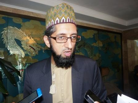 The Director, Islamic Finance Institute of South Africa, Sheik (Dr) Ziyaad Muhammad